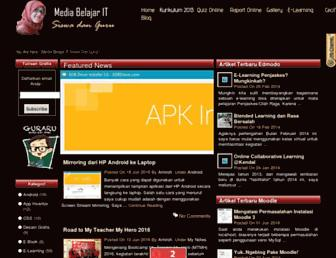 amiroh.web.id screenshot