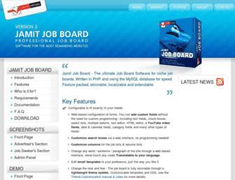 jamit.com.au screenshot