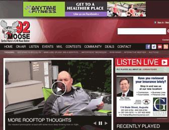 92moose.fm screenshot