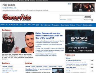 gamevicio.com screenshot
