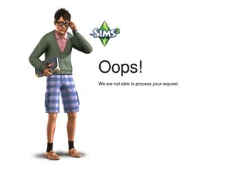 Thumbshot of Thesims3.com