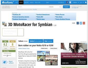 3d-motoracer.en.softonic.com screenshot