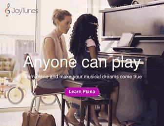 joytunes.com screenshot