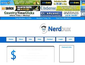 Thumbshot of Nerdbux.com