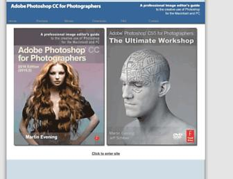 photoshopforphotographers.com screenshot