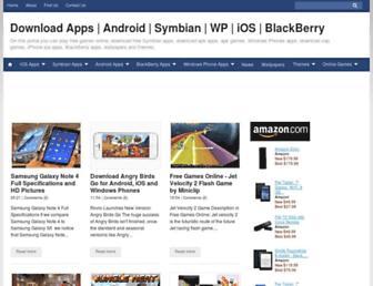 mobilemefree.blogspot.com screenshot