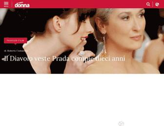 Thumbshot of Pianetadonna.it