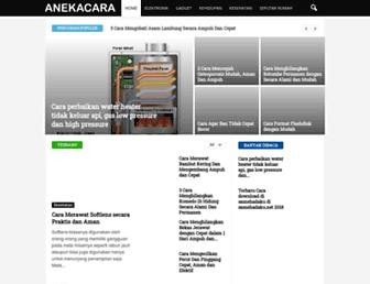 anekacara.net screenshot