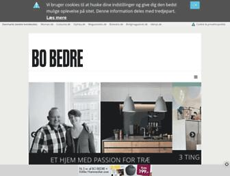 Thumbshot of Bobedre.dk
