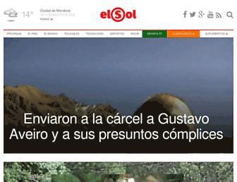 Thumbshot of Elsol.com.ar
