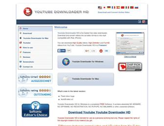 Thumbshot of Youtubedownloaderhd.com