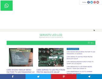 servistvled.com screenshot