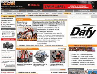 moto-net.com screenshot