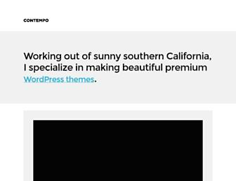 Thumbshot of Contempographicdesign.com