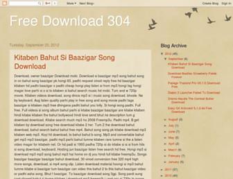 download-304.blogspot.com screenshot