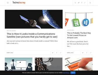 technojourney.com screenshot