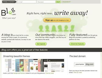 Thumbshot of Blog.com