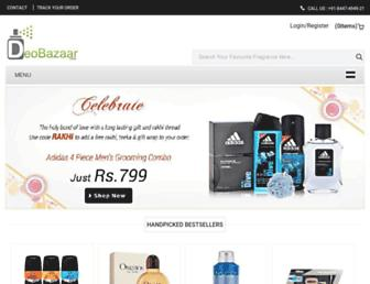 Thumbshot of Deobazaar.com