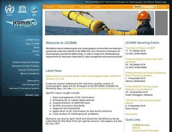 jcomm.info screenshot