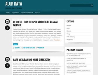 alurdata.com screenshot