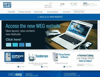 old.weg.net screenshot