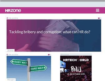 hrzone.com screenshot