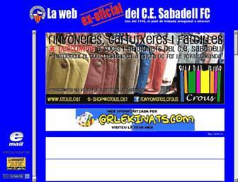 Thumbshot of Cesabadell.org