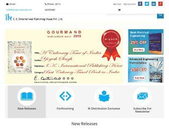 ikbooks.com screenshot