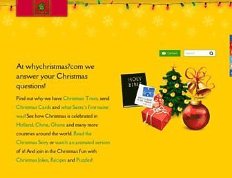 Thumbshot of Whychristmas.com
