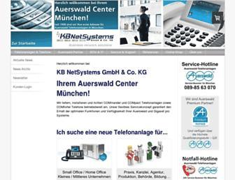 einfach-clevere-telefonanlagen.de screenshot
