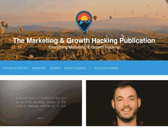 blog.markgrowth.com screenshot