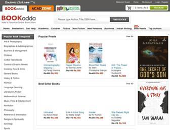 Thumbshot of Bookadda.com