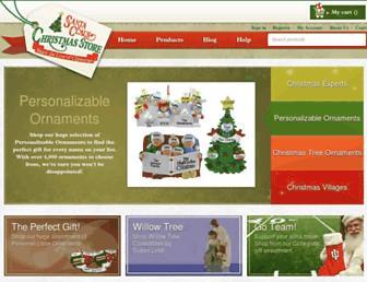 Thumbshot of Santaclauschristmasstore.com