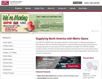 qtcgears.com screenshot