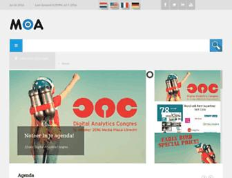 moaweb.nl screenshot