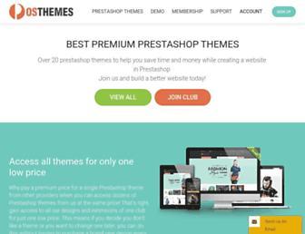 Thumbshot of Posthemes.com