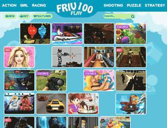 friv100play.com screenshot