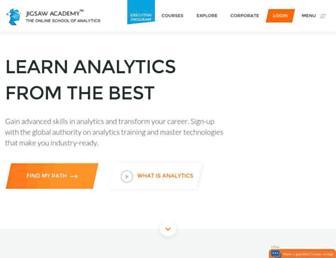 jigsawacademy.com screenshot