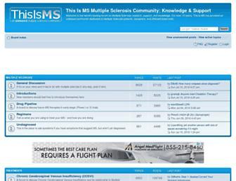 thisisms.com screenshot