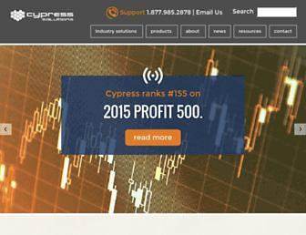 cypress.bc.ca screenshot