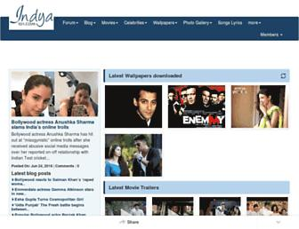 indya101.com screenshot