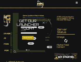 swglegends.com screenshot