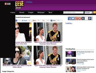 blingcheese.com screenshot