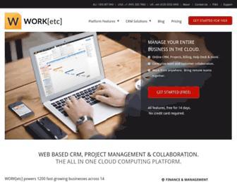 Thumbshot of Worketc.com