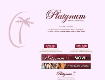 Thumbshot of Platynum.info