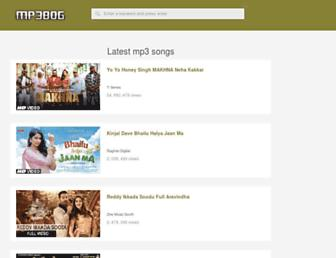 izoomusic.com screenshot