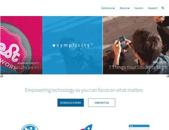 Thumbshot of Symplicity.com