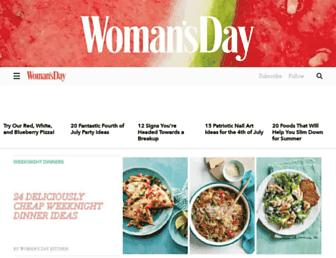 Thumbshot of Womansday.com