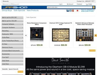 jrrshop.com screenshot