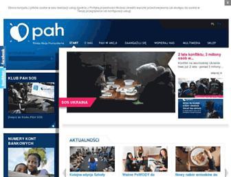 Thumbshot of Pah.org.pl